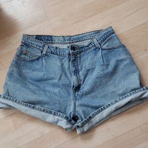 Vintage Levi's Orange Tab high rise shorts 32